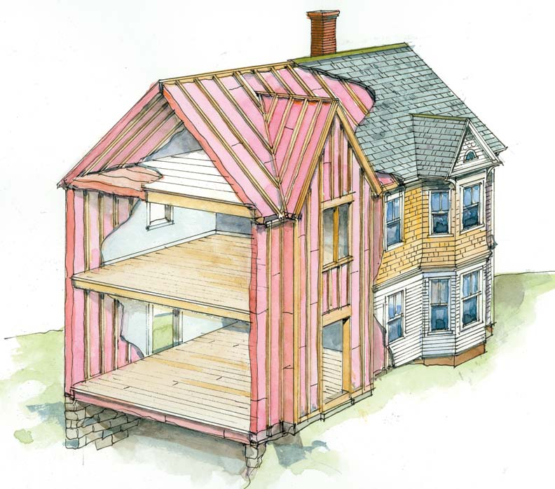 Insulation Inspection Signature Home Inspections