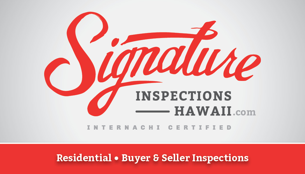 Signature Inspections Hawaii • An Oahu Home Inspection Service ...
